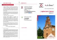 Bon de souscription église Saint-Etienne Vieillevigne